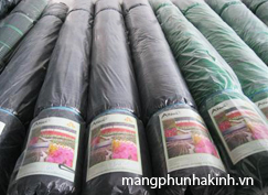 Lưới che nắng Made in Thái Lan 4m x 50m phủ 70%